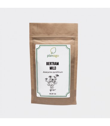 Bertram mielony MILD 50g