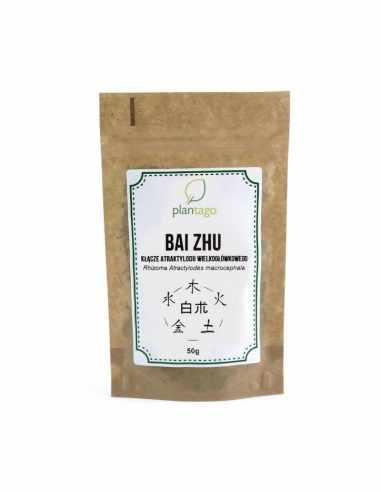 Bai Zhu ( Rhizoma atractolydes ) - 50g