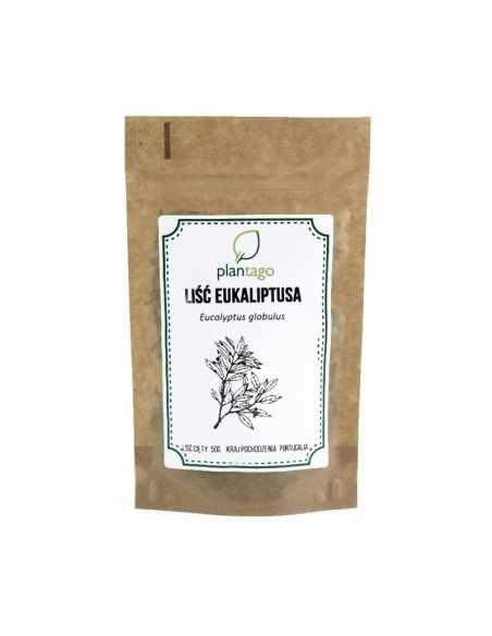 Eukaliptus - liść cięty 50g