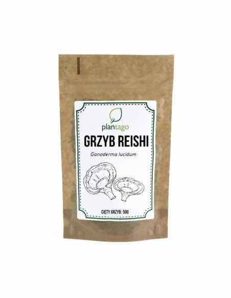 Reishi - cięty grzyb 50g