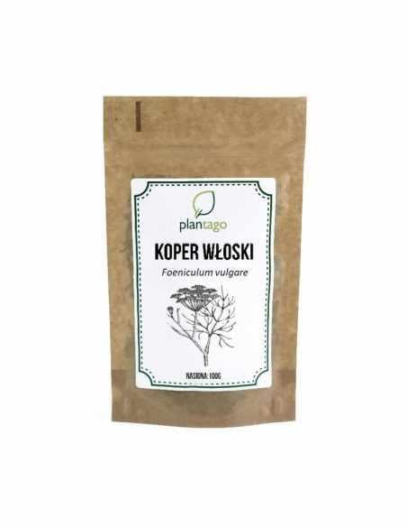 Nasiona kopru włoskiego (Foeniculum vulgare)