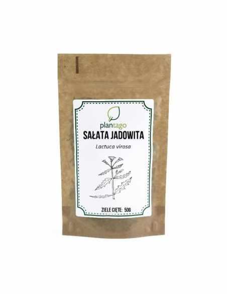 Sałta jadowita (Lactuca virosa) ziele 50g
