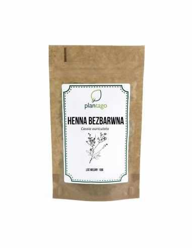 Henna bezbarwna ( Cassia auriculata )