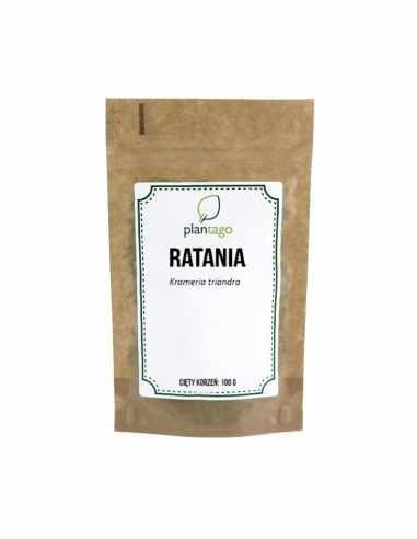Ratania ( Krameria triandra ) cięty...